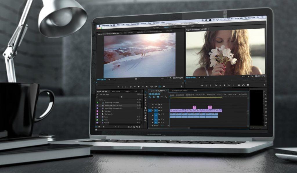 rekomendasi laptop untuk editing video